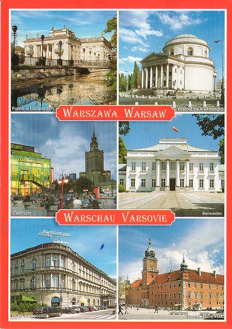 Postcard How To Build Global Community: Postcard 61